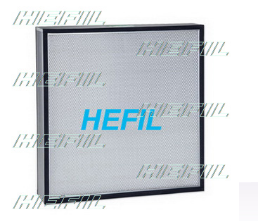 HMP Mini-pleat HEPA Low-resistance Filter