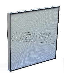 HFU Mini-pleat e-PTFE Panel Filter
